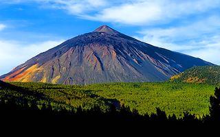 Вулкан Тейде на Тенерифе — Канарские острова