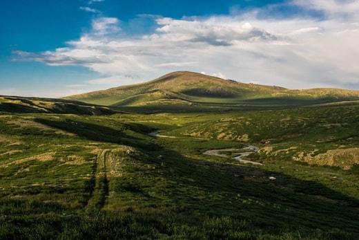 Перевал Орой