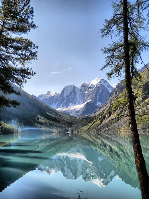 Шавлинские озера. Поход